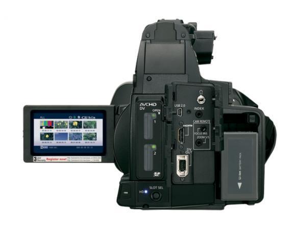 Видеокамера Panasonic AG-AC120EN