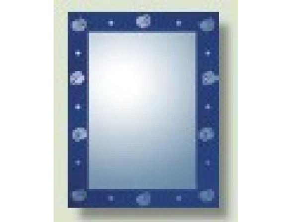 Зеркало декоративное Imagolux Сири, 70x50см (693802)