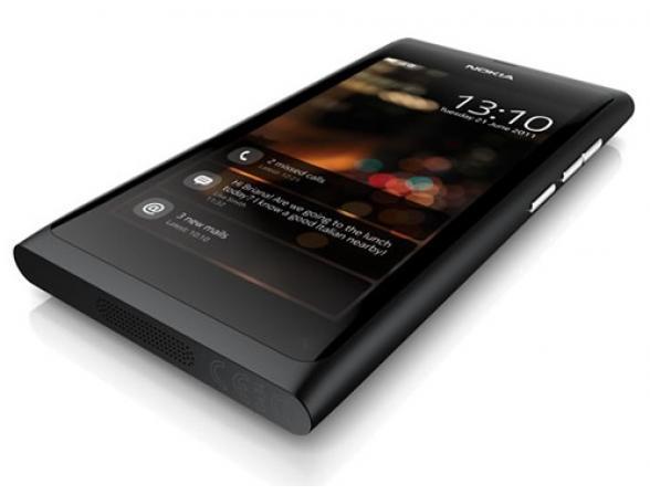 Смартфон Nokia N9 64GB Black