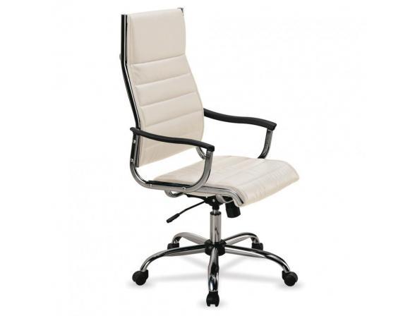 Кресло c высокой спинкой BURO CH-994/Ivory