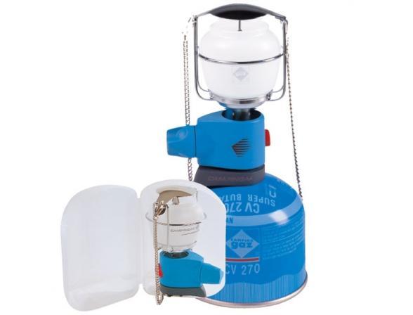 Лампа газовая Campingaz CG Lumostar C270PZ+кейс 64327