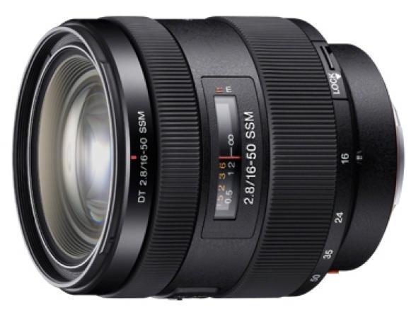 Объектив Sony DT 16-50mm f/2.8 SSM*