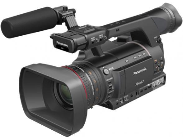 Видеокамера Panasonic AG-HPX250