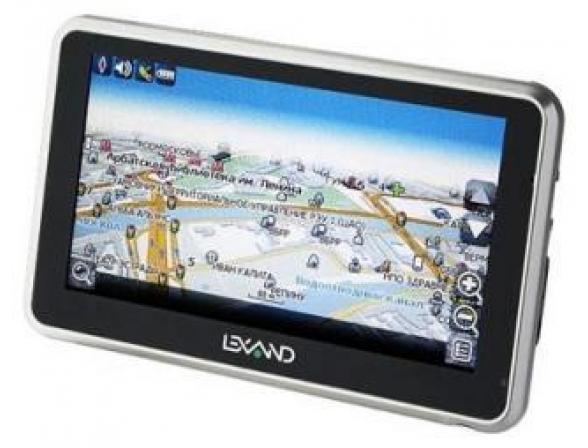 GPS-навигатор Lexand Si-535