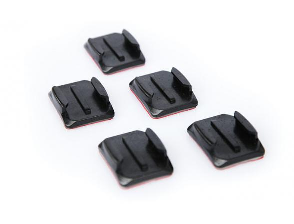 Аксессуар GoPro Curved Adhesive Mounts