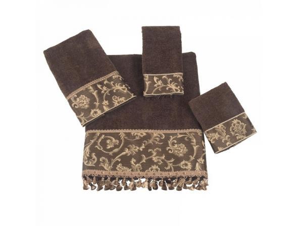 Полотенце для рук AVANTI Damask Fringe