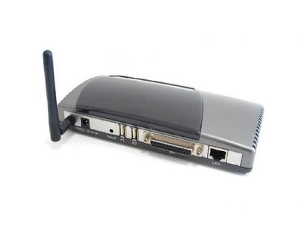 Беспроводной принт-сервер Edimax PS-3207UWg