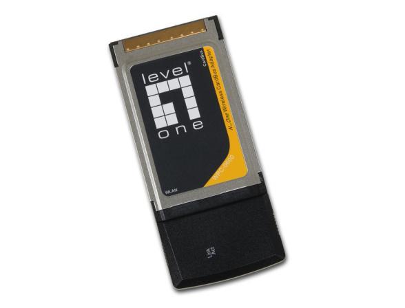 Wi-Fi адаптер LevelOne WPC-0600