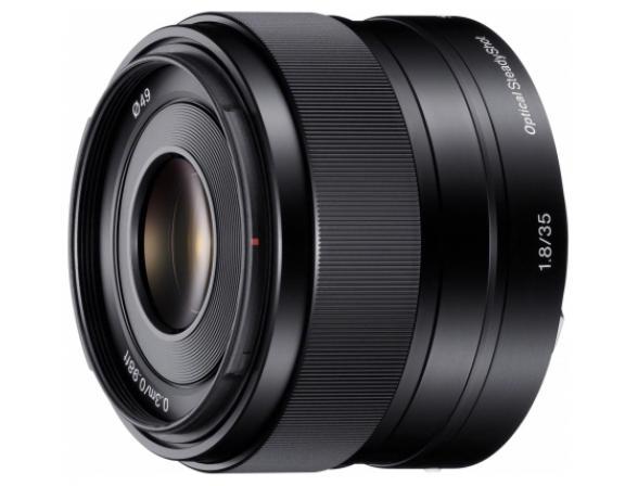 Объектив Sony 35mm f/1.8 (SEL35F18)