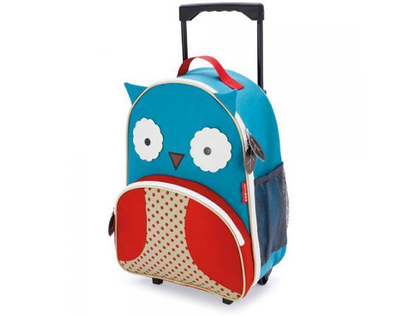 Детский чемодан на колесах Skip Hop Zoo Luggage Bee