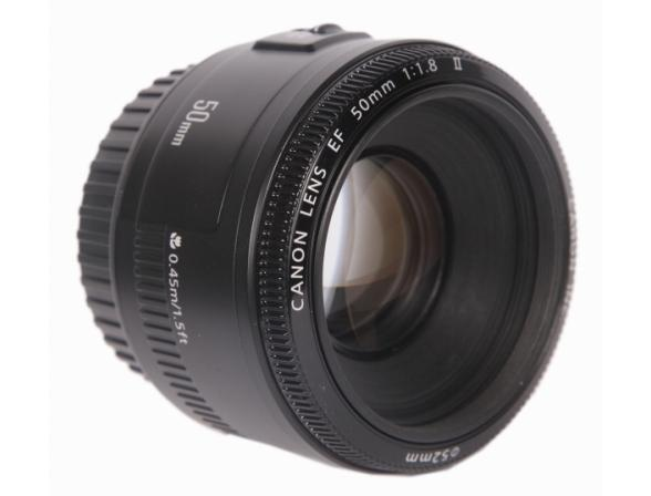 Объектив Canon EF 50 f/1.8 II