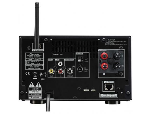 Минисистема Pioneer X-HM71-K