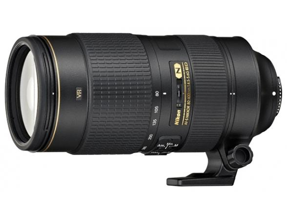 Объектив Nikon 80-400mm f/4.5-5.6G ED VR AF-S NIKKOR