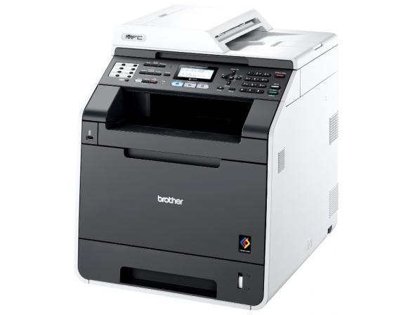 Многофункциональный аппарат Brother MFC-9465CDN цветной лазерный