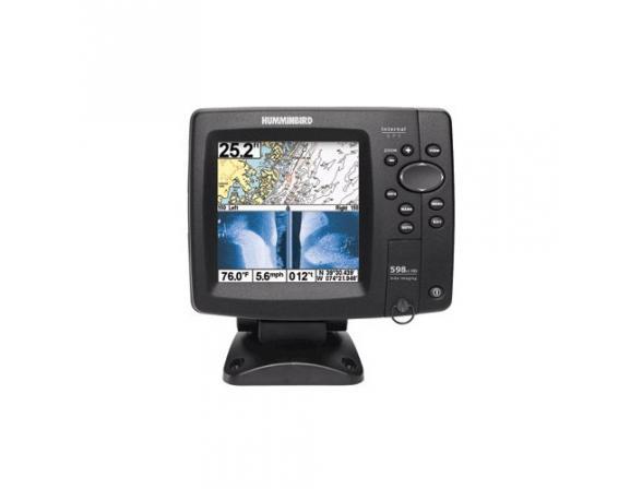 Картплоттер+эхолот Humminbird 598ci HD SI Combo