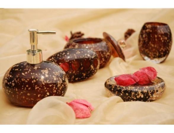 Набор для ванной Centrplus CELEBRITY, 6 предметов