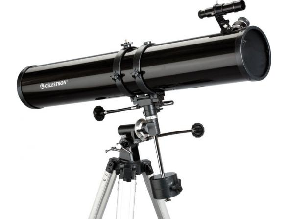 Телескоп-рефлектор Celestron PowerSeeker 114 EQ