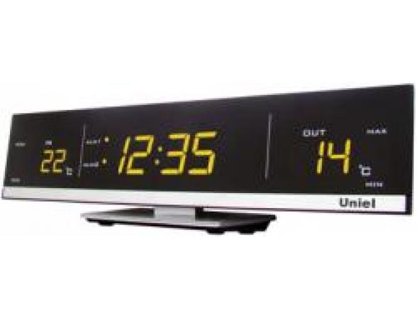 Часы электронные Uniel UTV-41YK