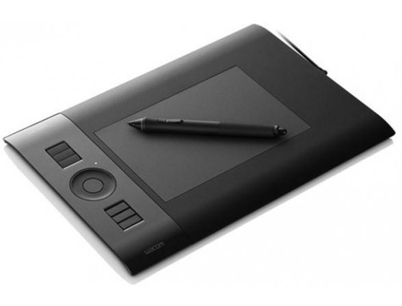 Графический планшет Wacom PTK-440-RU Intuos4 S-size
