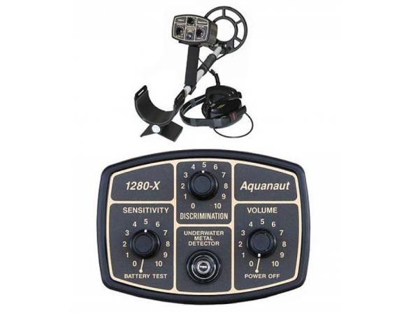Металлоискатель Fisher 1280-X Aquanaut