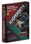 Kaspersky Internet Security Special FERRARI 2011 Rus 1-Desktop 1 year Base Box (KL6815RBAFS)