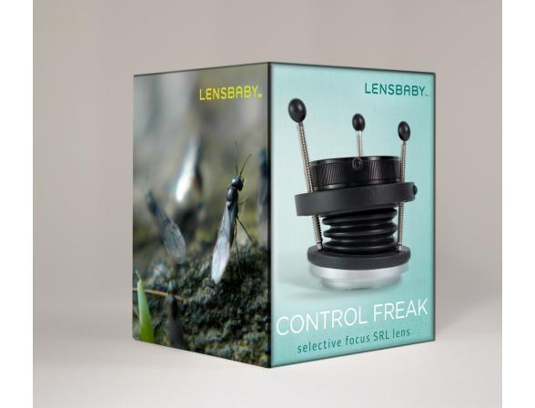 Объектив Lensbaby Control Freak Double Glass for Canon