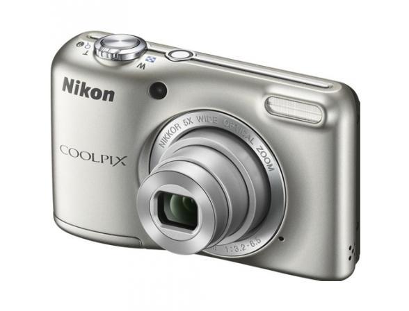 Цифровой фотоаппарат Nikon Coolpix L27