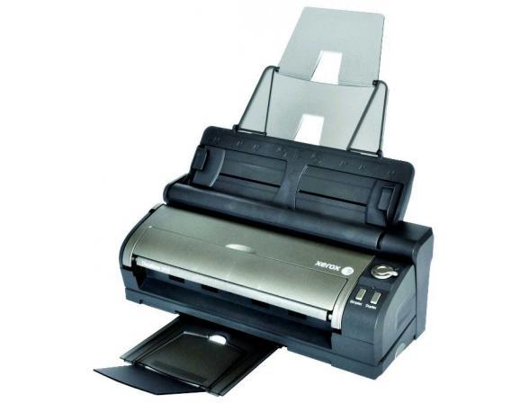 Сканер протяжный Xerox DocuMate 3115 ADF