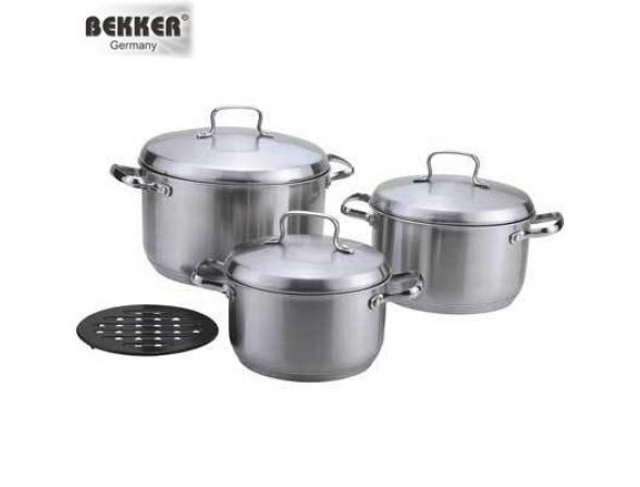 Набор посуды BEKKER deluxe BK-1709
