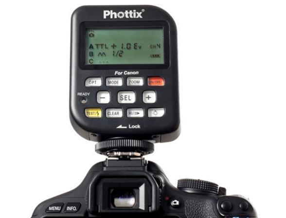 Передатчик/приемник Phottix Odin TTL для Canon