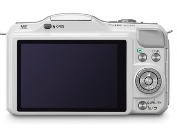 Цифровой фотоаппарат Panasonic Lumix DMC-GF5K