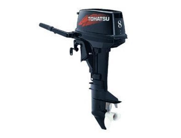 Лодочный мотор Tohatsu M 8 BS