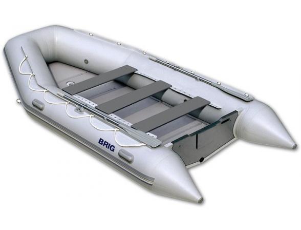 Лодка надувная BRIG B420