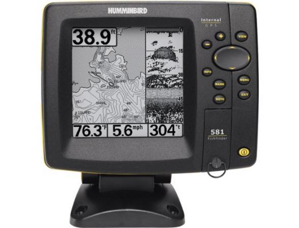 Картплоттер+эхолот Humminbird 581i Combo