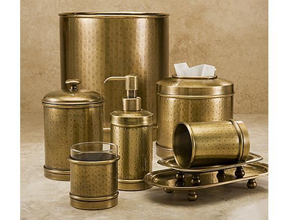 Набор для ванной Labrazel <> Burnished Brass