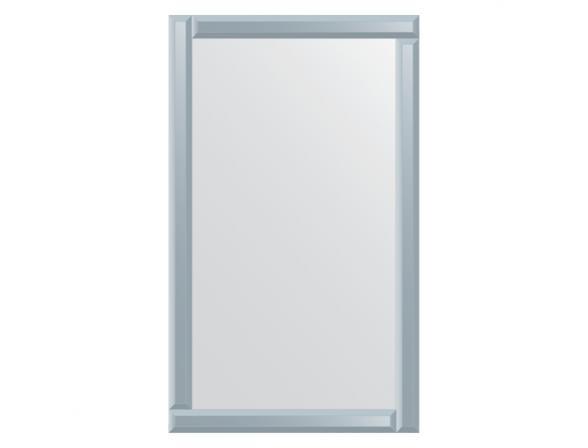 Зеркало с зеркальным обрамлением EVOFORM Style (60х100 см) BY 0831
