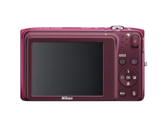 Цифровой фотоаппарат Nikon Coolpix S3500