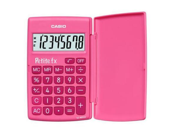 Калькулятор карманный Casio CasLC-401LV-PK