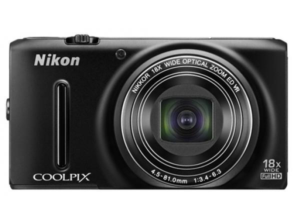 Цифровой фотоаппарат Nikon Coolpix S9400