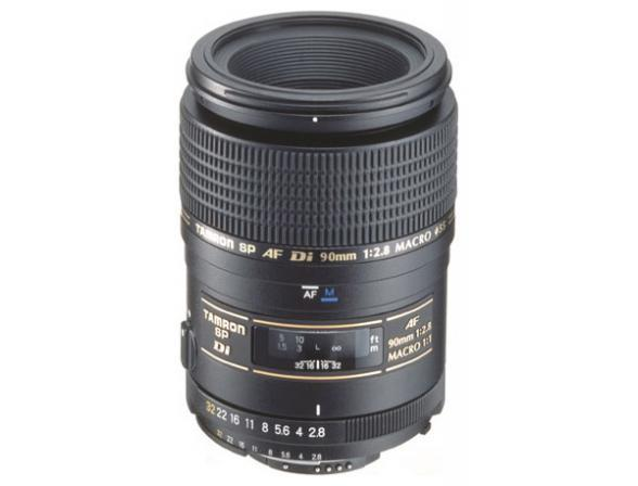 Объектив Tamron SP AF 90mm F/2.8 Di MACRO 1:1 Canon EF