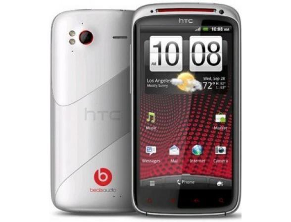 Коммуникатор HTC Sensation XE White norm headphones