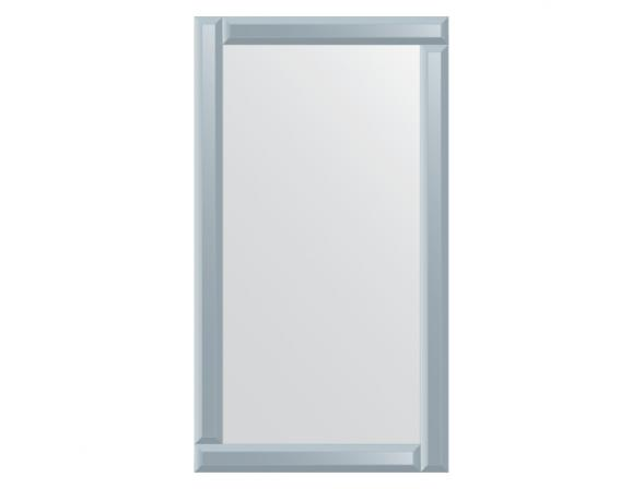 Зеркало с зеркальным обрамлением EVOFORM Style (50х90 см) BY 0827