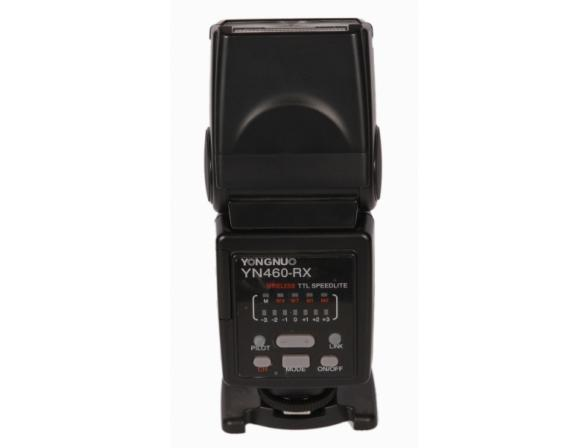 Вспышка Yongnuo Speedlite YN-460RX для Canon / Nikon с радиосинхр.