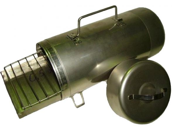 Коптильня цилиндрическая Амет 1с2179