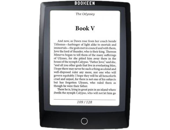Электронная книга Bookeen Cybook Odyssey HD FrontLight