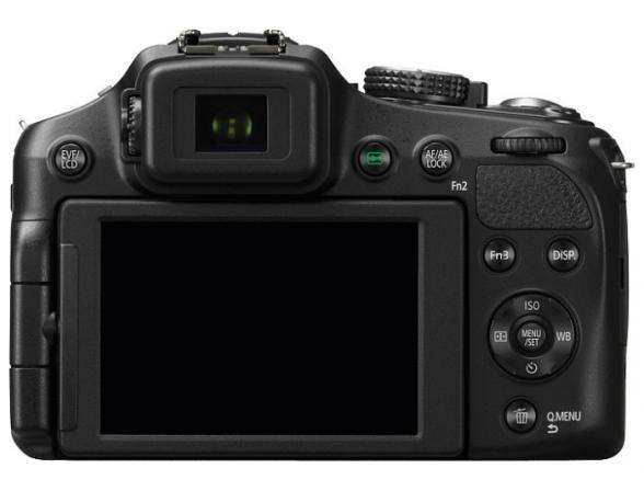 Цифровой фотоаппарат Panasonic Lumix DMC-FZ200