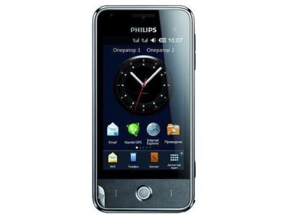 Смартфон Philips Xenium V816
