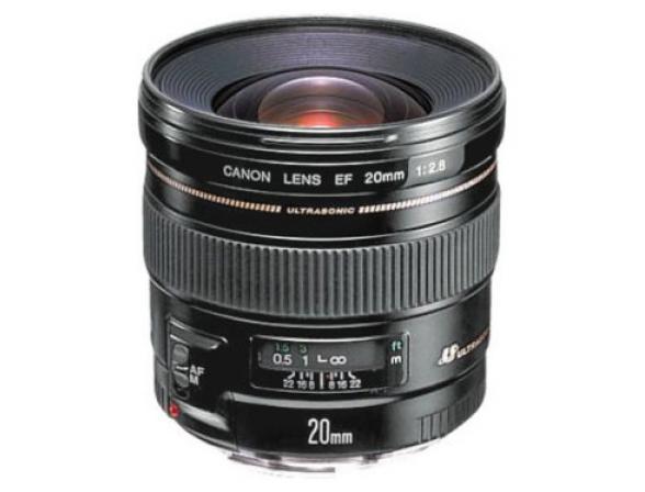 Объектив Canon EF 20 f/2.8 USM