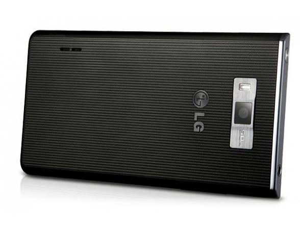 Смартфон LG Optimus L7 P705 Black