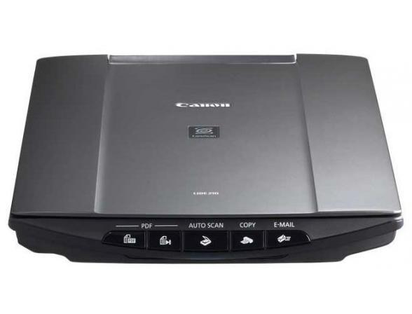 Сканер планшетный Canon CanoScan LIDE 210